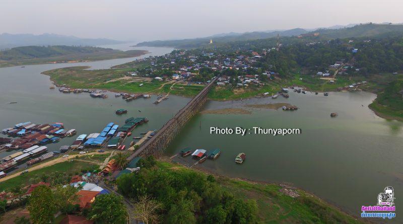 สะพานมอญ อ.สังขละบุรี จ.กาญจนบุรี